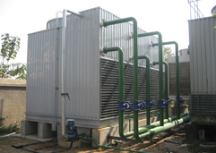 SE3000 Combine-flow cooling Tower