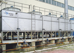 HE2000 Counter-flow Closed Cooling Tower